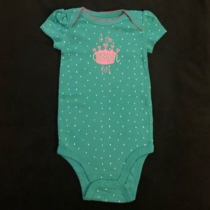 Baby Girl Onesie by Jumping Beans